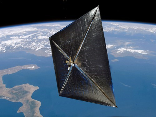 nasa,sunjammer,solar sail,science