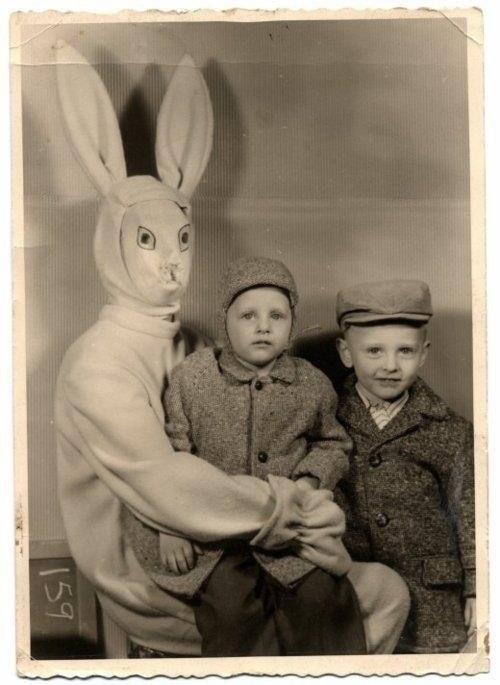 easter sketchy bunnies creepy Easter Bunny fail nation g rated - 7198455296
