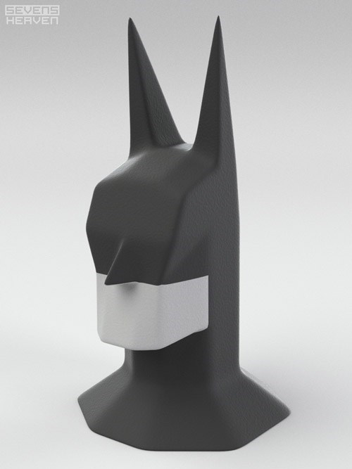 design superheroes batman bust - 7198473984