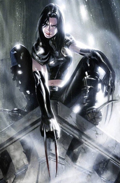 x-23 art awesome wolverine - 7198854912