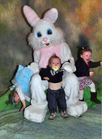 easter sketchy bunnies Easter Bunny happy easter g rated Parenting FAILS