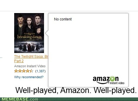 content amazon movies twilight