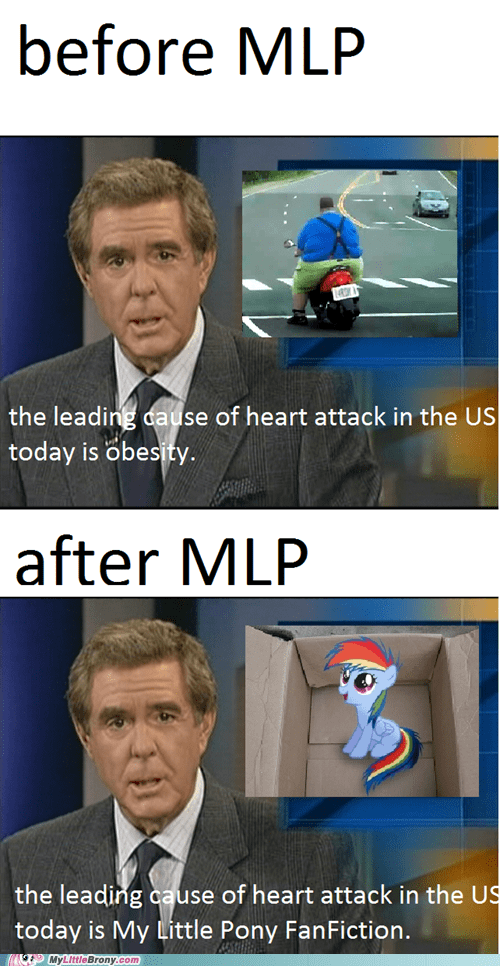 ponies,news,heart attacks