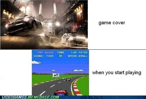 false advertising covers video games - 7202148864