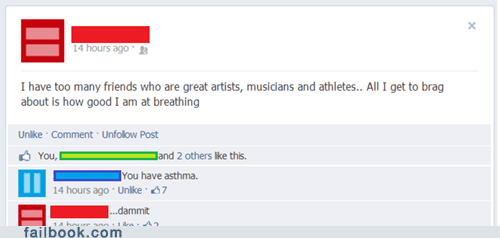 artists asthma athletes breathing musicians failbook - 7205163776