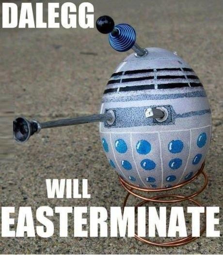 easter daleks doctor who