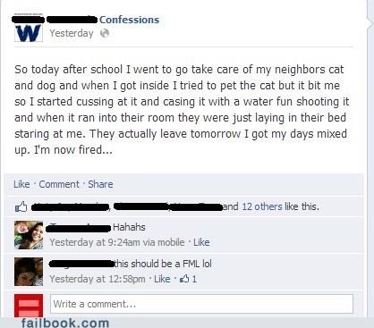confessions water gun super soaker Cats - 7206812928