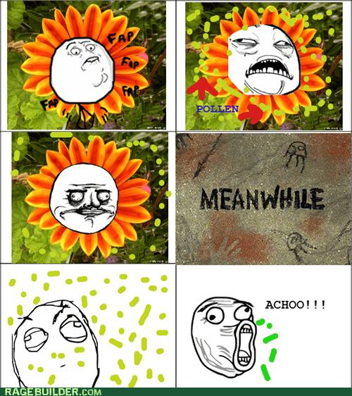 fap,me gusta,sweet jesus,lol,flowers,sneezing