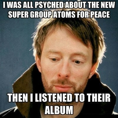 Thom Yorke,atoms for peace,flea