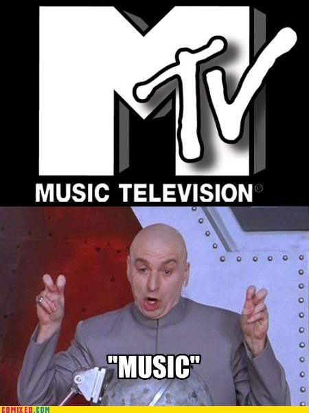 dr-evil mtv Music