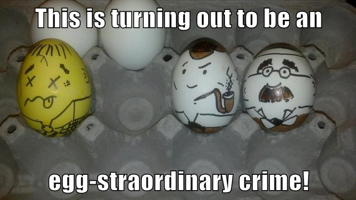 art eggs crime - 7208514560