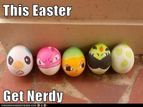 This Easter  Get Nerdy