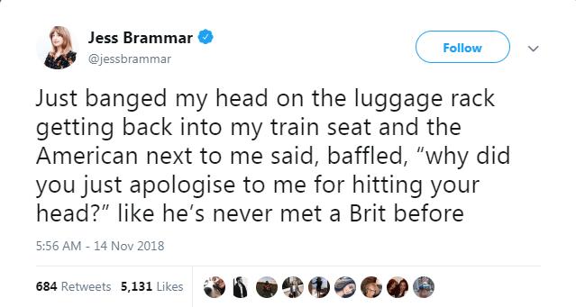 British tweets UK funny tweets - 7211525