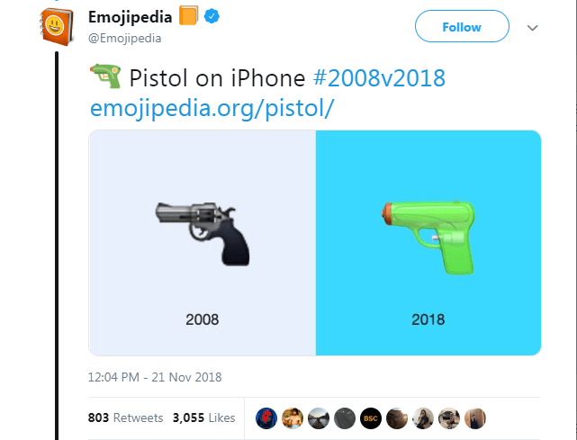 apple emoji evolution