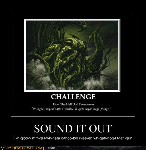deep tongue,cthulhu
