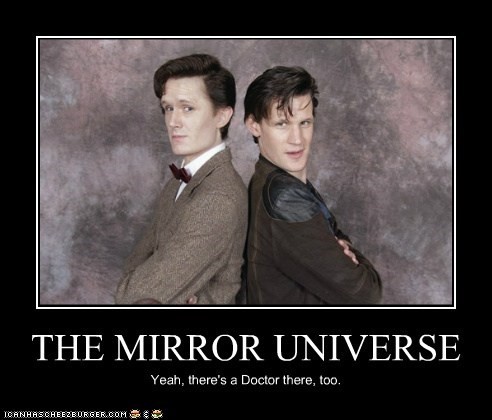 alternate universe doctor who