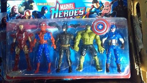 marvel batman avengers - 7223074304