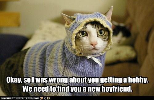 boyfriend hobby Cats - 7226781952