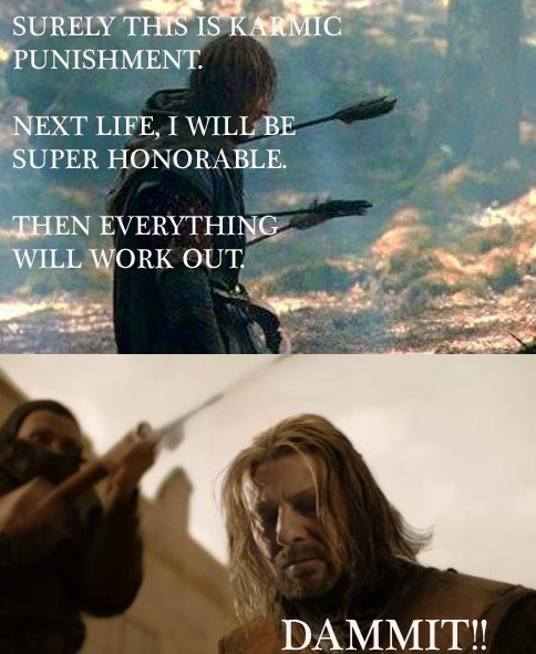 sean bean Game of Thrones ned stark Boromir - 7227692288