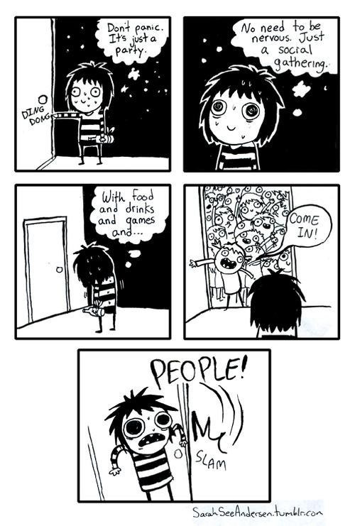 doodle time comics no thanks parties introverts after 12 g rated - 7228903680