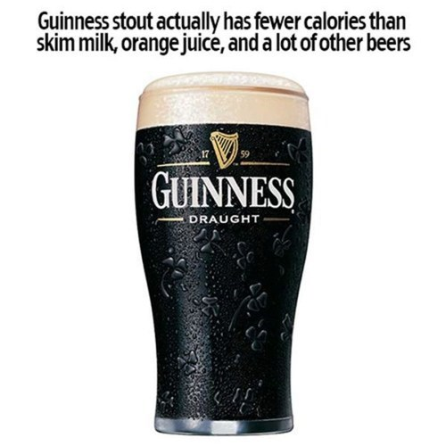 beer guinness fun facts after 12 g rated - 7228912896