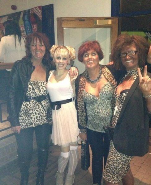 animal print cheetah girls TANNER - 7229518336