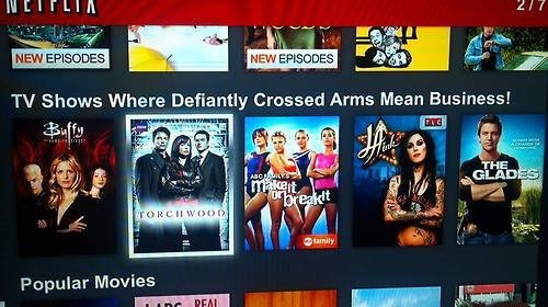 genres,crossed arms,netflix