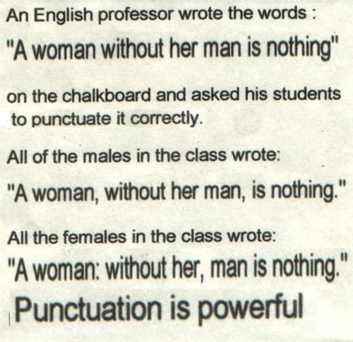 grammar punctuation english g rated School of FAIL - 7231545600