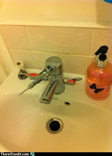 bathrooms faucets sinks corkscrews