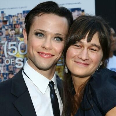 Zoey Deschanel,face swap,Joseph Gordon-Levitt