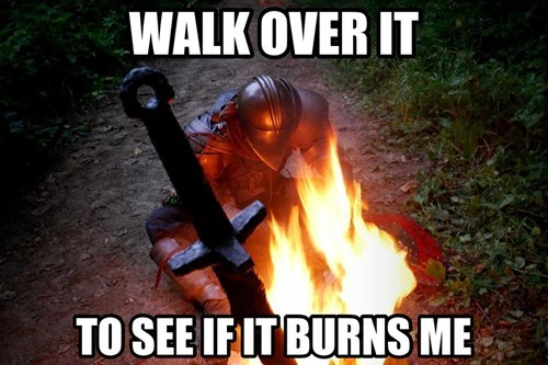 we all do this,fire,dark souls,video games