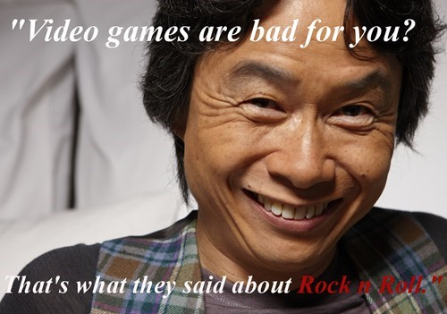 quotes,miyamoto,video games