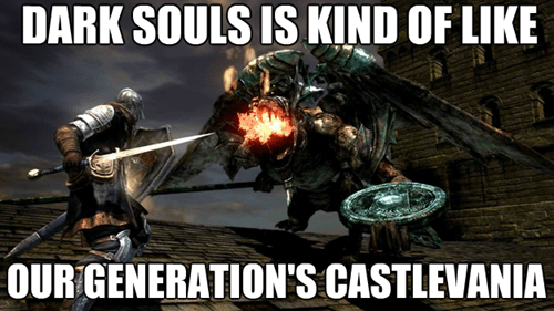dark souls,video games,Castlevania