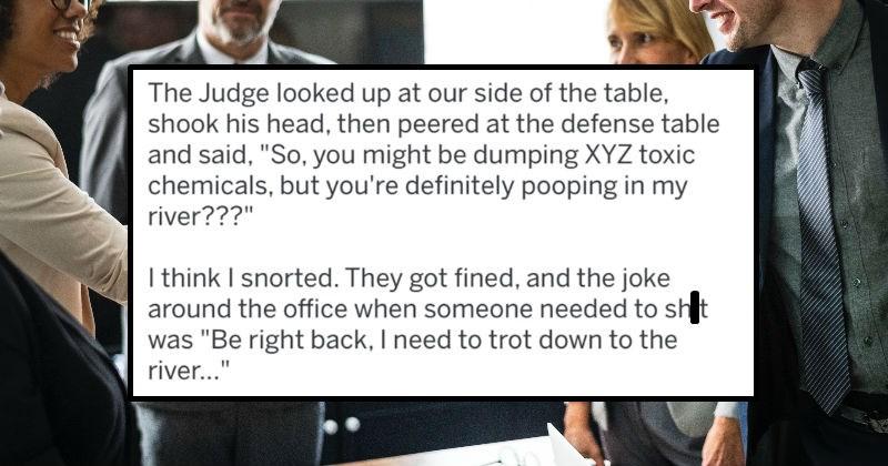 surprising Criminally Dumb Criminal lawyer legal askreddit illegal stupid - 7233797