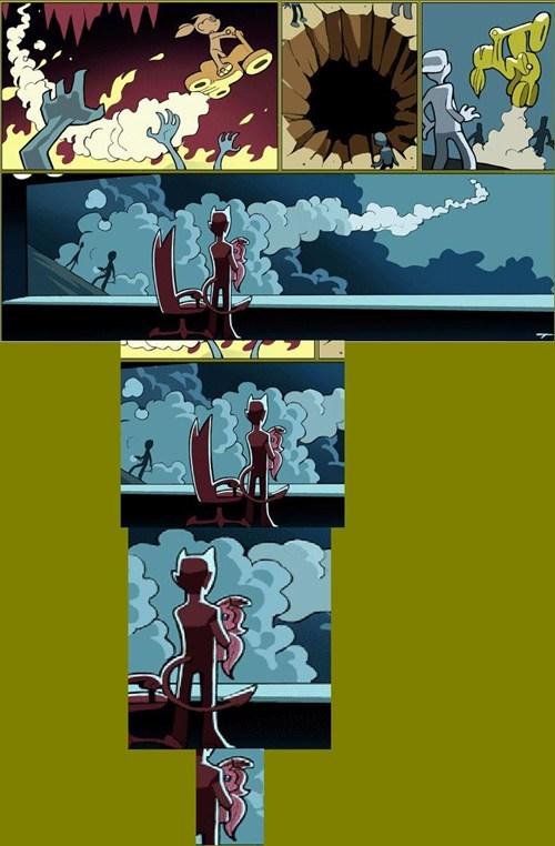 ponies comics - 7235338240