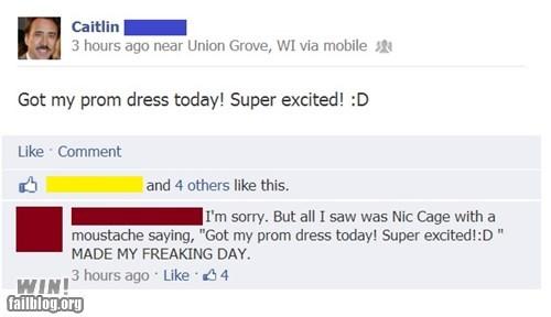 nicolas cage prom failbook g rated - 7235508480
