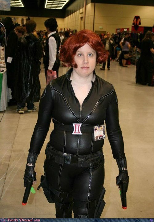 cosplay,The Avengers,Black Widow