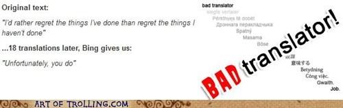 regrets Bad Translator - 7239701248