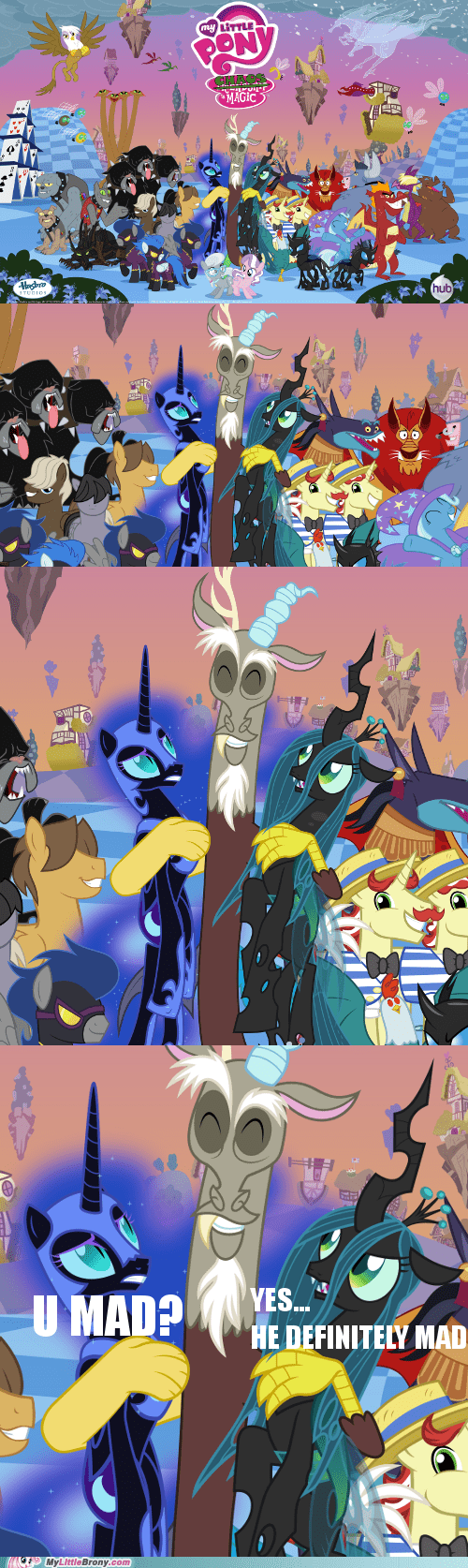 nightmare moon discord hugs chrysalis - 7239874304