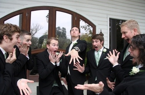 rings Groomsmen wedding photos - 7239906560