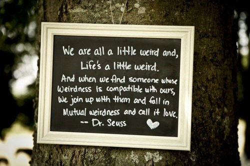 dr seuss,signs,love