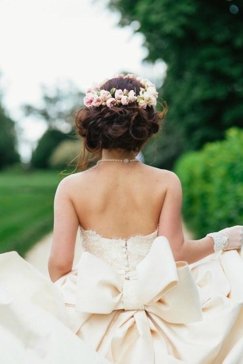 brides flowers wedding dresses - 7240018944
