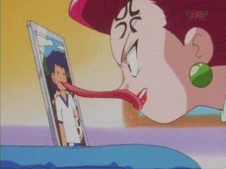 jessie Pokémon anime ditto - 7240240896
