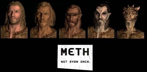 Not Even Once elder scrolls meth - 7240715776