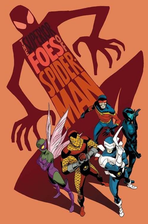 boomerang,Spider-Man,electro,villains