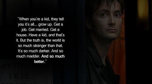 quotes,David Tennant
