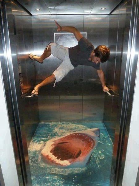 elevator design shark - 7241769472
