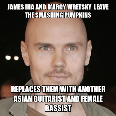 diversity,billy corgan,smashing pumpkins