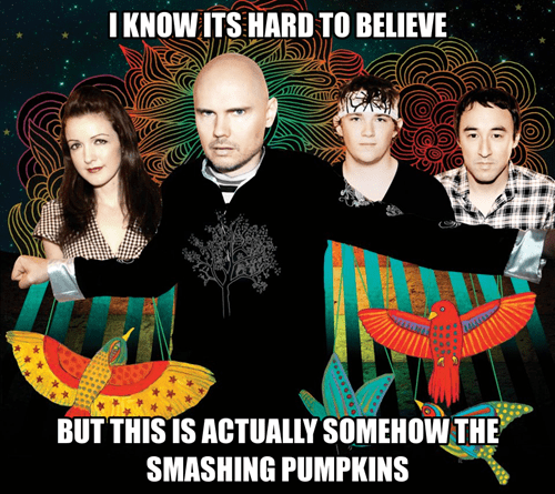 billy corgan,smashing pumpkins,band members
