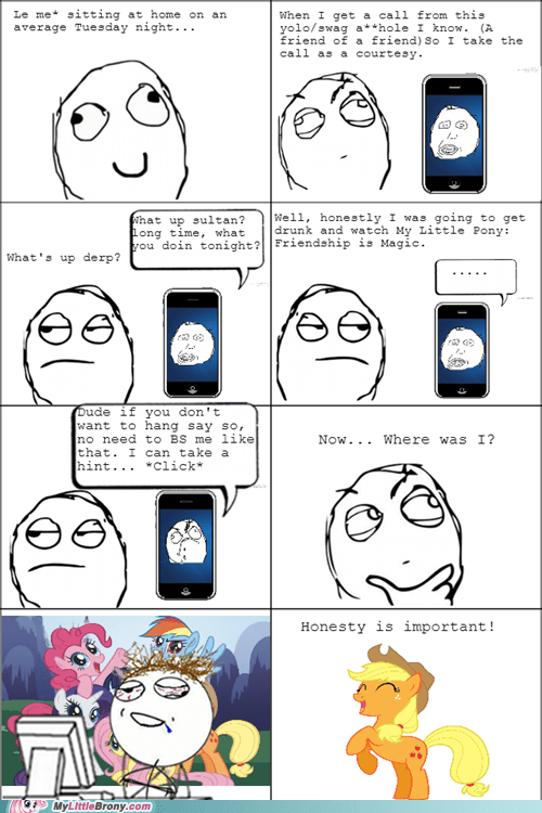 people my little pony friends Rage Comics - 7242147328